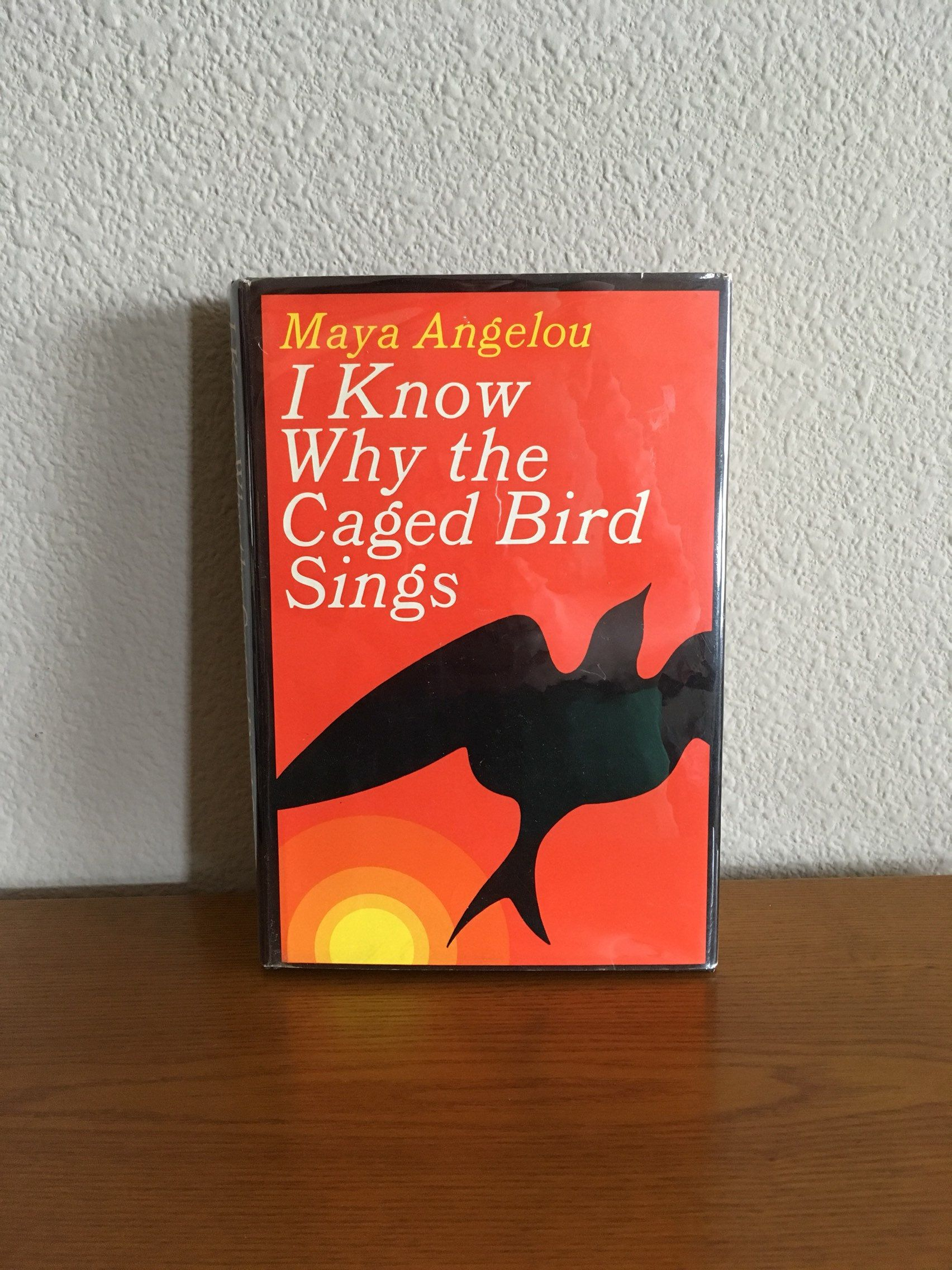 First Edition First Printing Of I Know Why The Caged Bird Bird Cage Covers The Caged Bird Sings Bird Cage