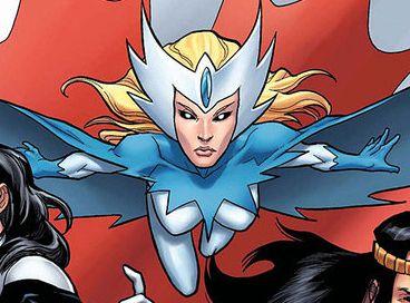 Snowbird vs storm, thor, magneto, ironman, wonderwoman, hulk