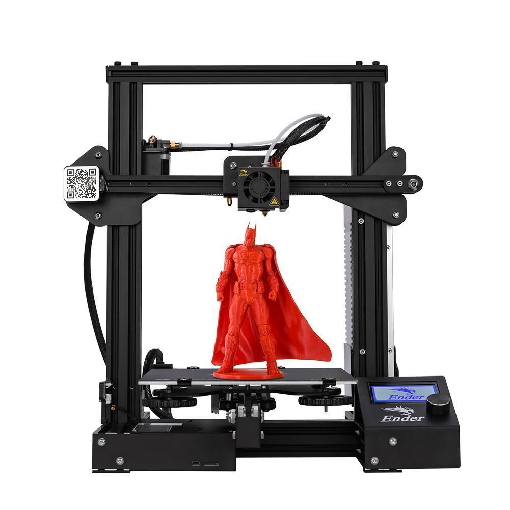 Ender 3 3d Printer In 2020 3d Printer Best 3d Printer Printer