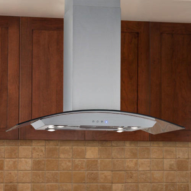 36 stainless steel range hood. Casa Series 36\ 36 Stainless Steel Range Hood L