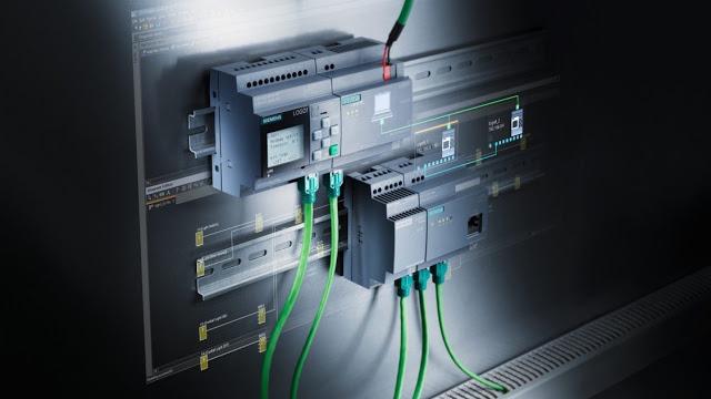 Programación LOGO de Siemens Escenas Persiana