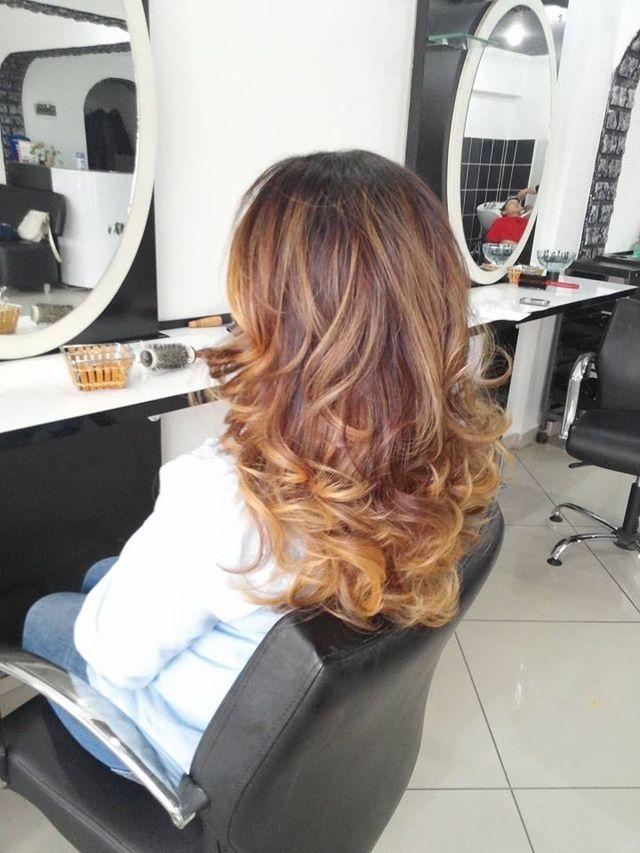 Balyaj öncesi Sonrası Fotoğrafları Güzellik Long Hair Styles