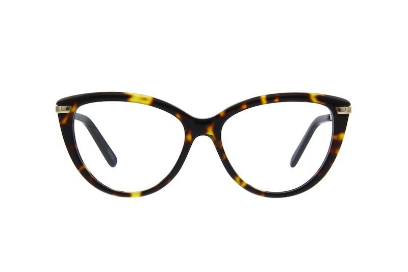 96e1252017 Tortoiseshell Cat-Eye Glasses  7807825