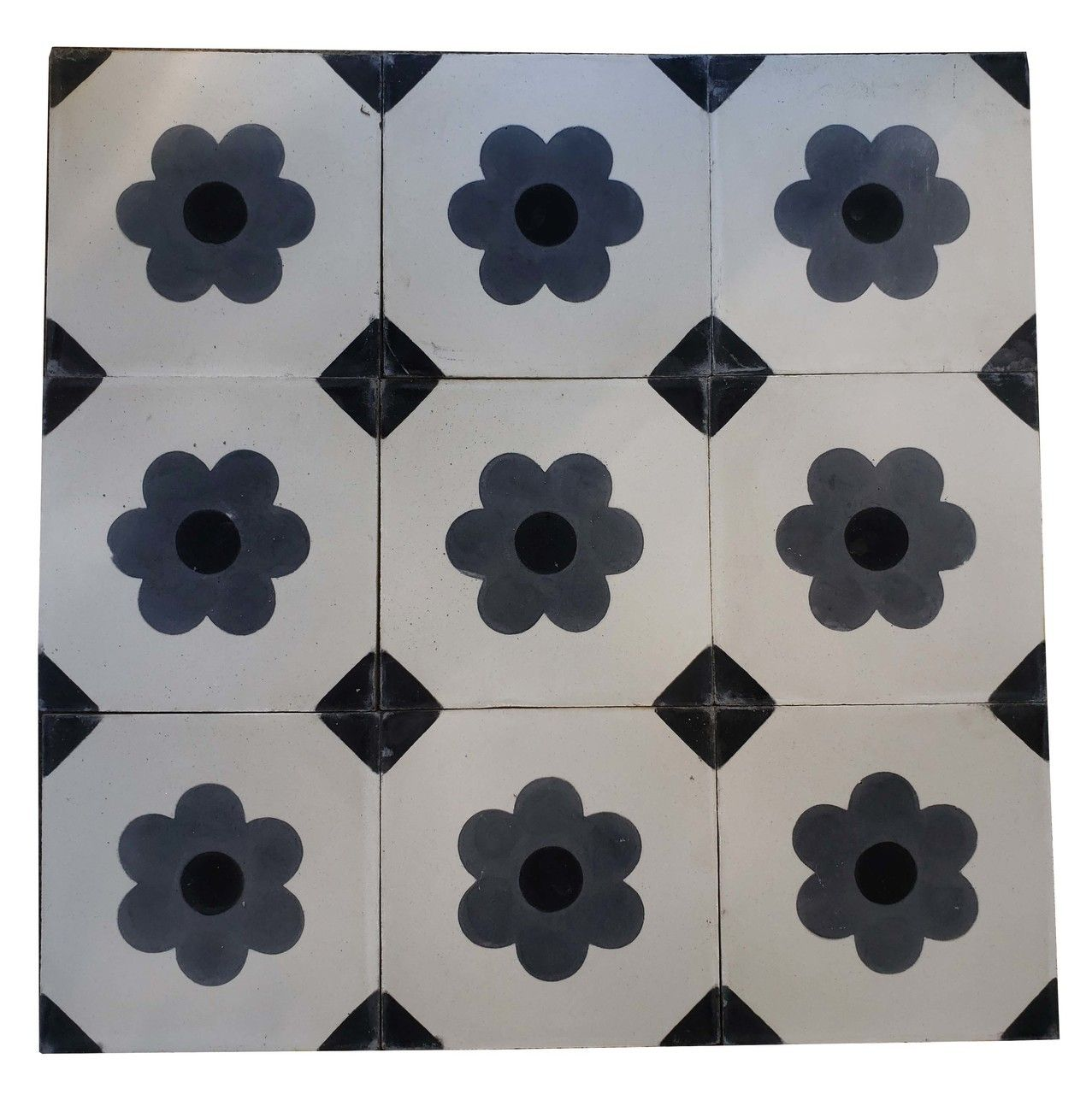 Moroccan Cement Tile - CT109 in 2019   tile and stone