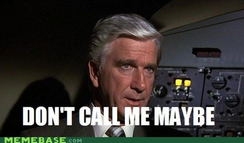 I Just Wanted To Say Good Luck And This Is Crazy Leslie Nielsen Classic Comedy Movies Comedy Movie Quotes