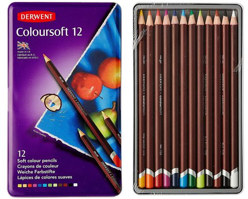 Derwent Colored Pencils Review Derwent Colored Pencils Colored