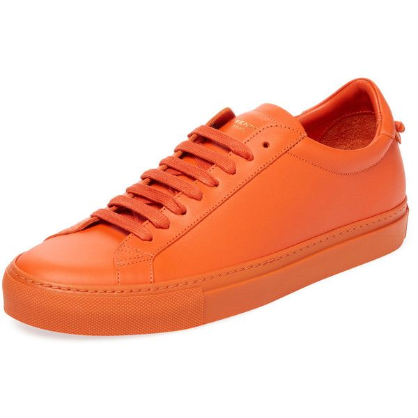 Givenchy Men's Knot Leather Low Top