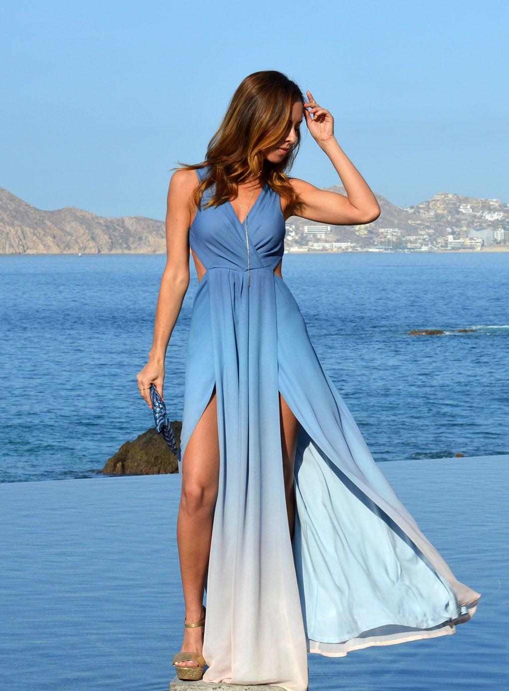 Nine Cutout Maxi Dresses for Summer Dresses, Beach