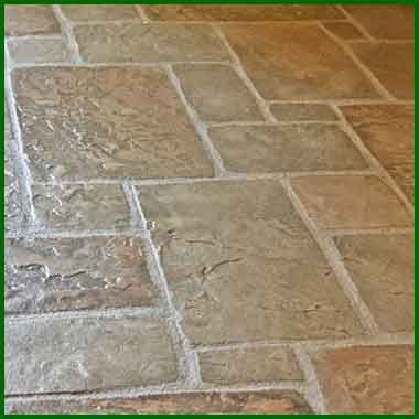 Stamped Concrete U2014 That Is, Concrete As Fake Stone
