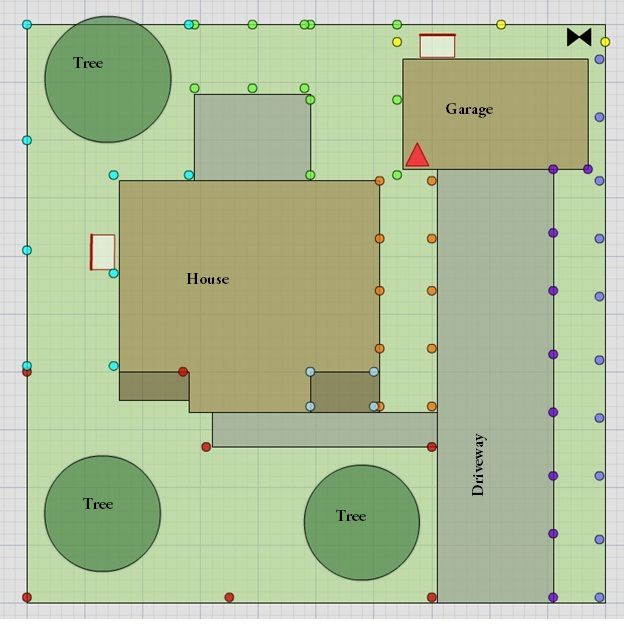 How To Plan Your Underground Irrigation System We Discuss Everything From Picking Out The Irrigation System Diy Sprinkler System Diy Irrigation System Design