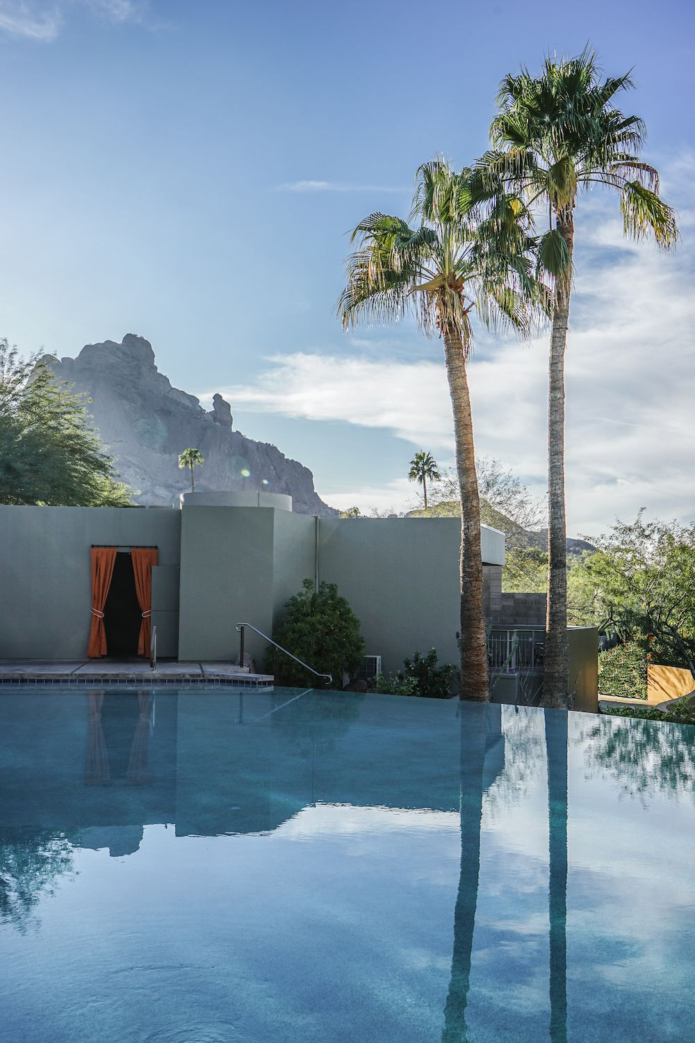 c5c8151f72 Sanctuary, Camelback. A luxurious boutique hotel nestled on Camelback  Mountain. It was a relaxing pit stop to heal both the mind & body.