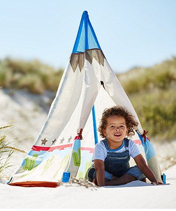 sale retailer 3c400 4305f Cowboy Teepee   Baby boy   Play tent, tunnel, Baby outfits ...