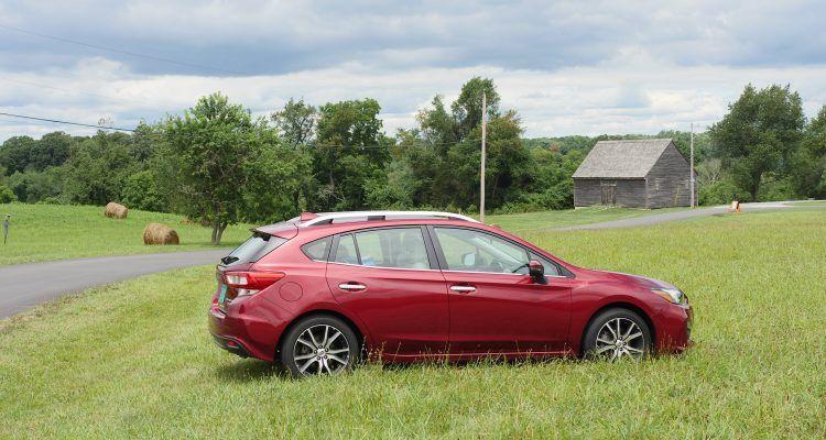 2017 Subaru Impreza 2.0i Sport Review Impreza, Subaru