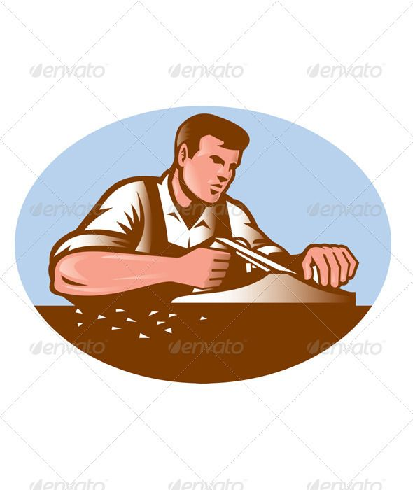 VECTOR DOWNLOAD (.ai, .psd) :: http://jquery.re/pinterest-itmid-1001732222i.html ... Carpenter Working With Smooth Plane Retro ...  carpenter, carpentry, handyman, illustration, joinery, male, man, retro, smooth plane, woodcut, worker  ... Vectors Graphics Design Illustration Isolated Vector Templates Textures Stock Business Realistic eCommerce Wordpress Infographics Element Print Webdesign ... DOWNLOAD :: http://jquery.re/pinterest-itmid-1001732222i.html