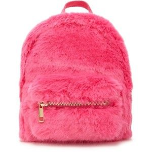 e11706844 Forever21 Faux Fur Mini Backpack Mochilas Chica, Mini Mochila, Bolso Mochila,  Mochilas Cool