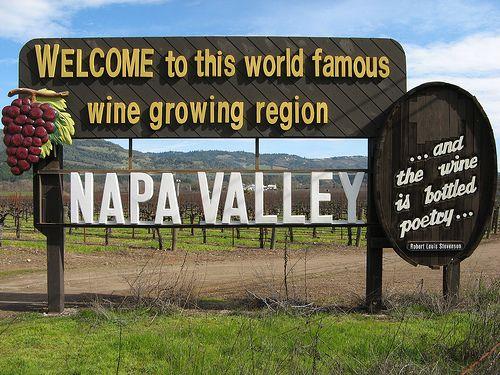 Napa Valley, CA #i'mthirsty
