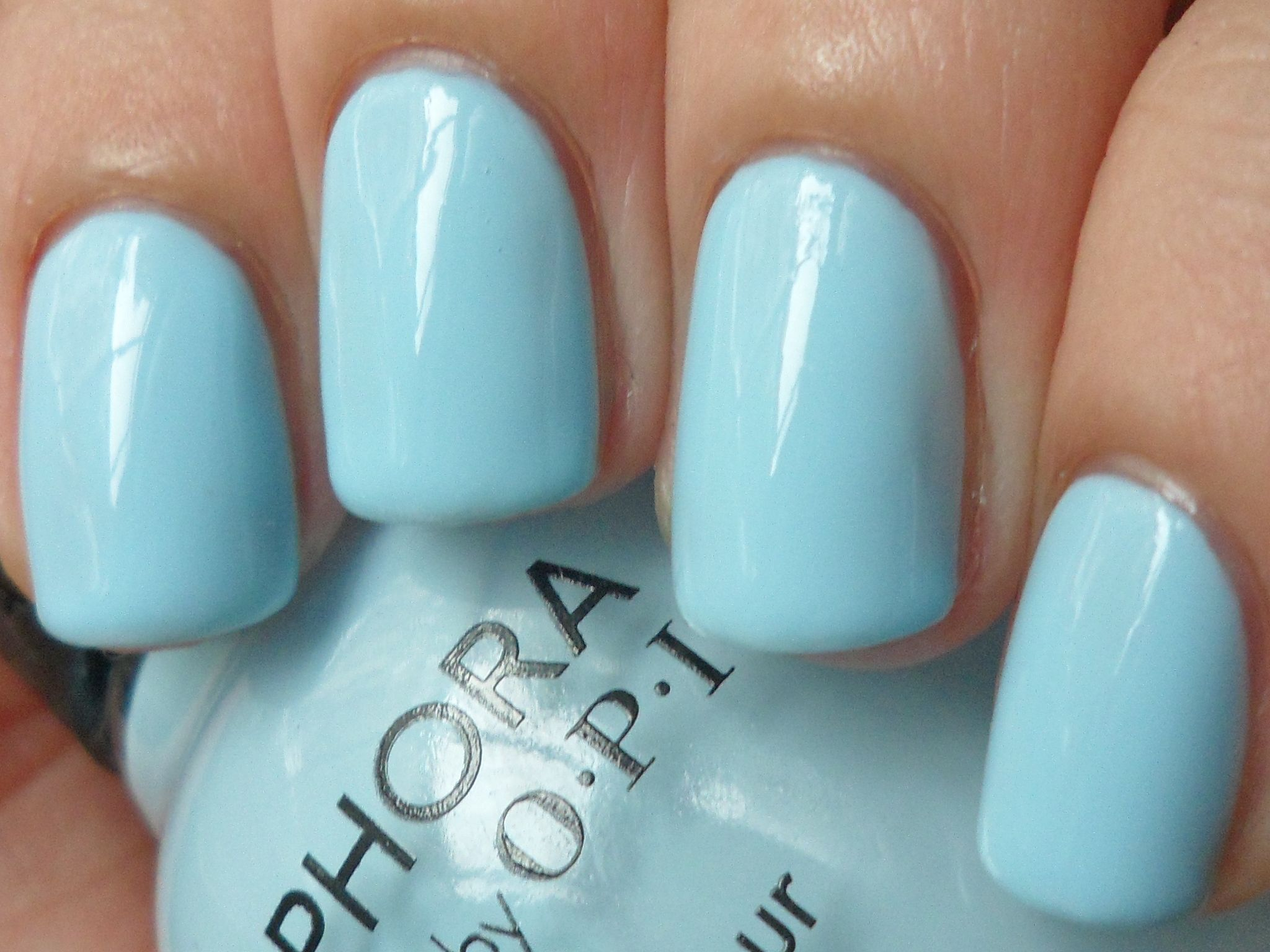 Tiffany nails! Sephora by OPI havana dreams