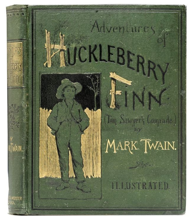 an arguments against banning the adventures of huckleberry finn by mark twain The adventures of huckleberry finn study guide contains a biography of mark twain, literature essays, a complete e-text, quiz questions, major themes, characters, and a full summary and analysis of huck finn.