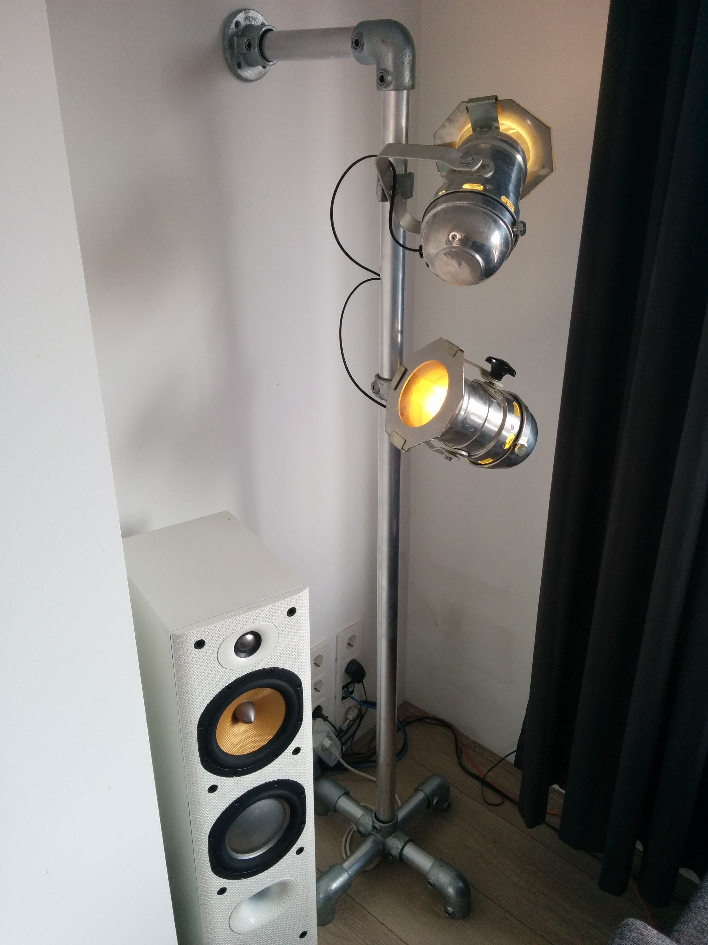 Met and lamps on pinterest