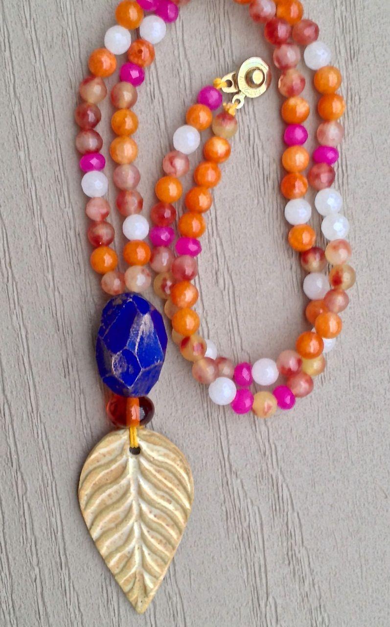 October Art Bead Scene Jewelry Inspiration Beaded Fall