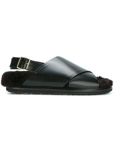 Leather FUSSBETT Sandals Spring/summerMarni cL1YM