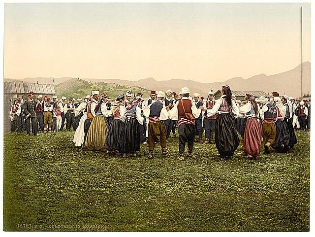 Bosnian folk