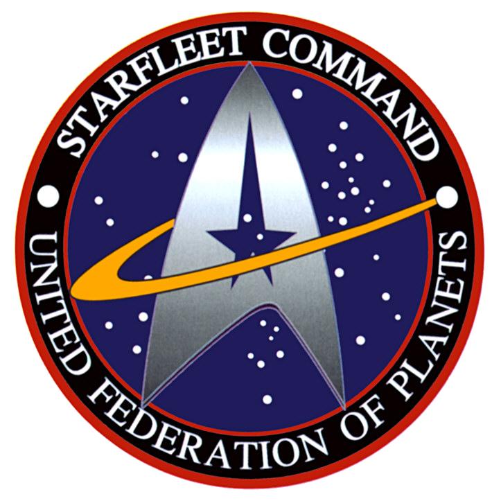 united federation of Raumschiff enterprise, Star