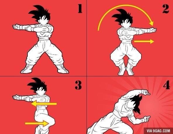 Dragon Ball Z: Fusion Dance Now I know how to make it right :3