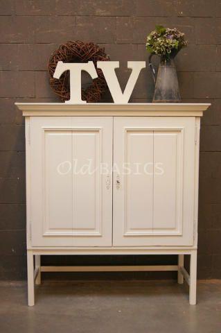 Brocante Tv Meubel.Gezien In Brocante Special Van Ariadne At Home Op Maat Gemaakte