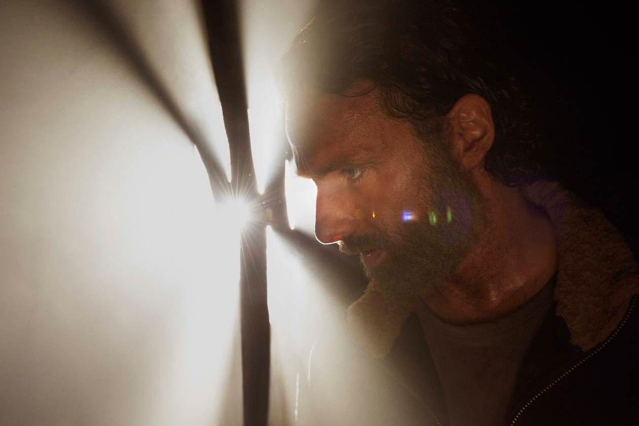 Temporada 5 de The Walking Dead: la luz en la oscuridad (fotos)