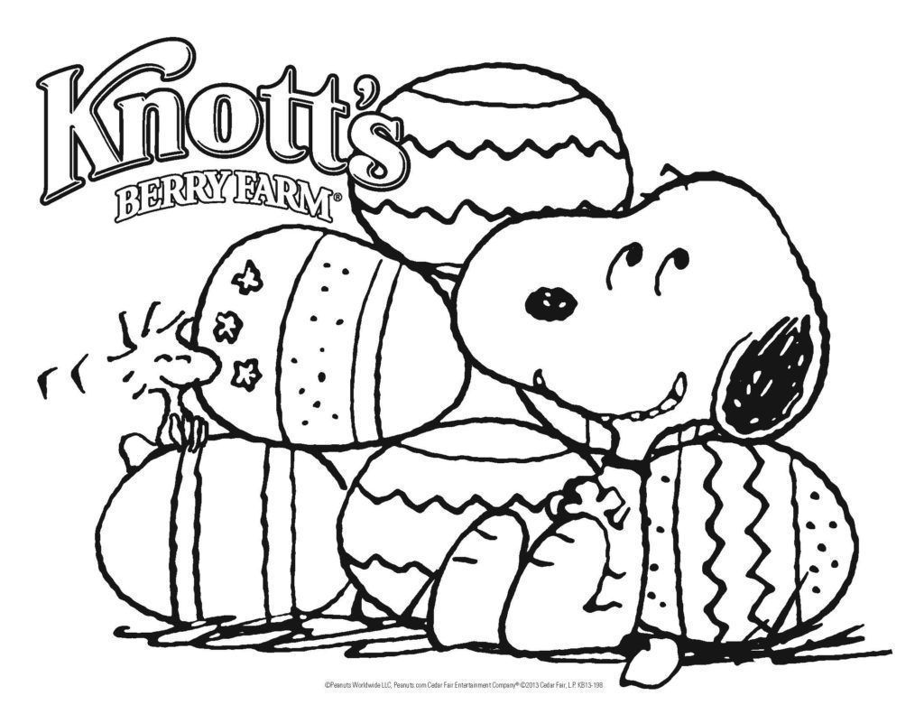Peanuts Coloring Pages Coloring Page 39 Snoopy Coloring ...