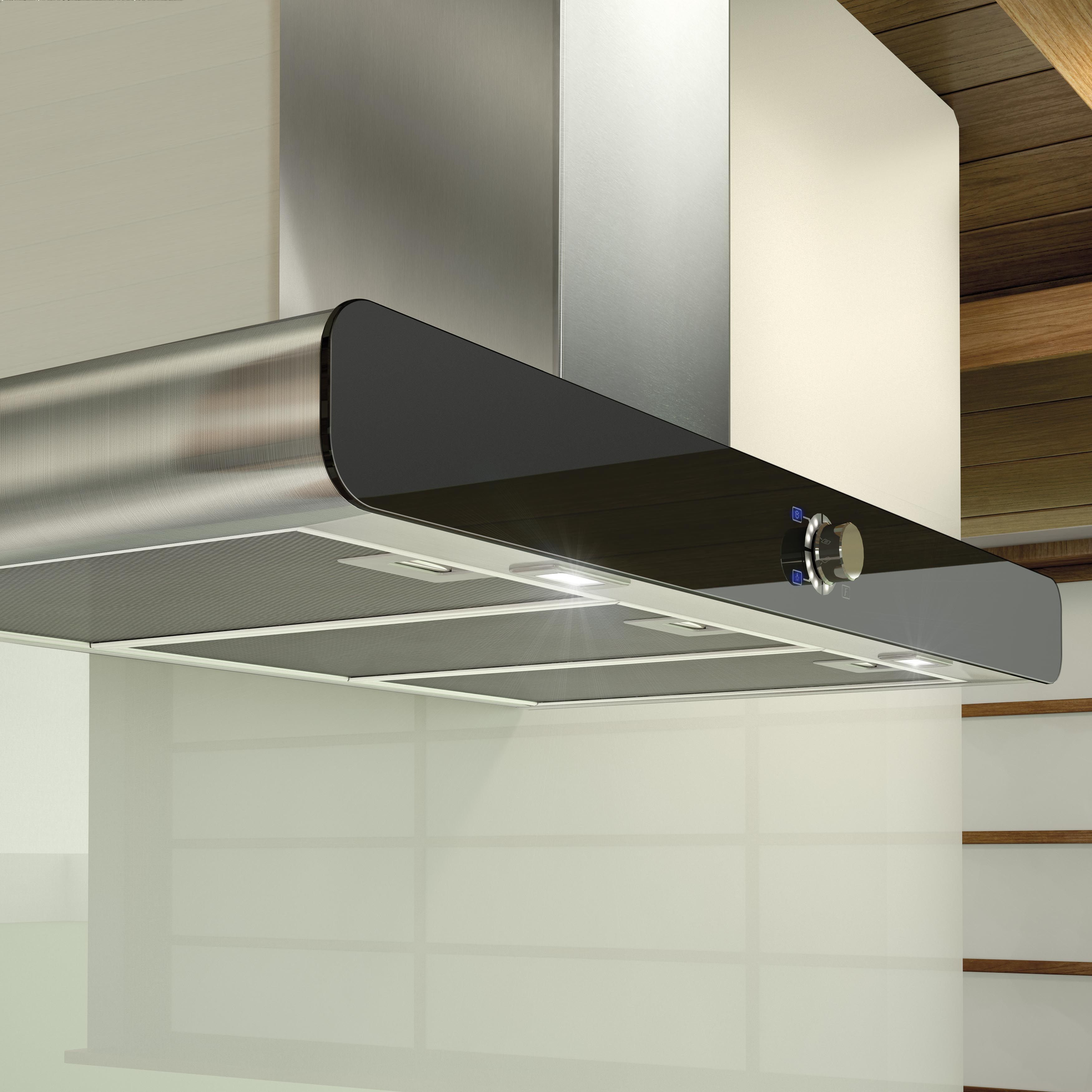 f122 slim particolare house airforce cooker hoods hauben hotte kitchen home appliances. Black Bedroom Furniture Sets. Home Design Ideas