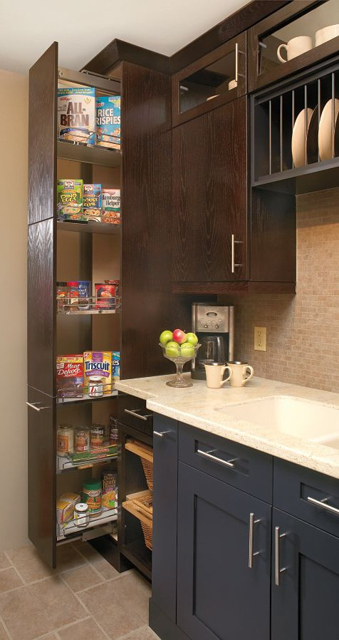 Pin By Kitchen Craft Cabinetry On Making The Most Of Your Space Kitchen Craft Kitchen Cabinet Design Kitchen Crafts Cabinet Door Styles