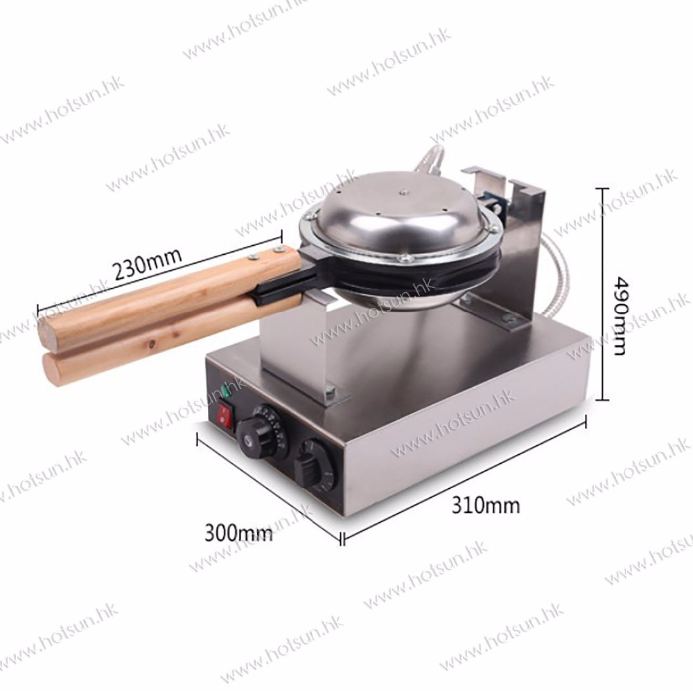 100.00$) Watch here - Commercial Non-stick 110V 220V Electric ...