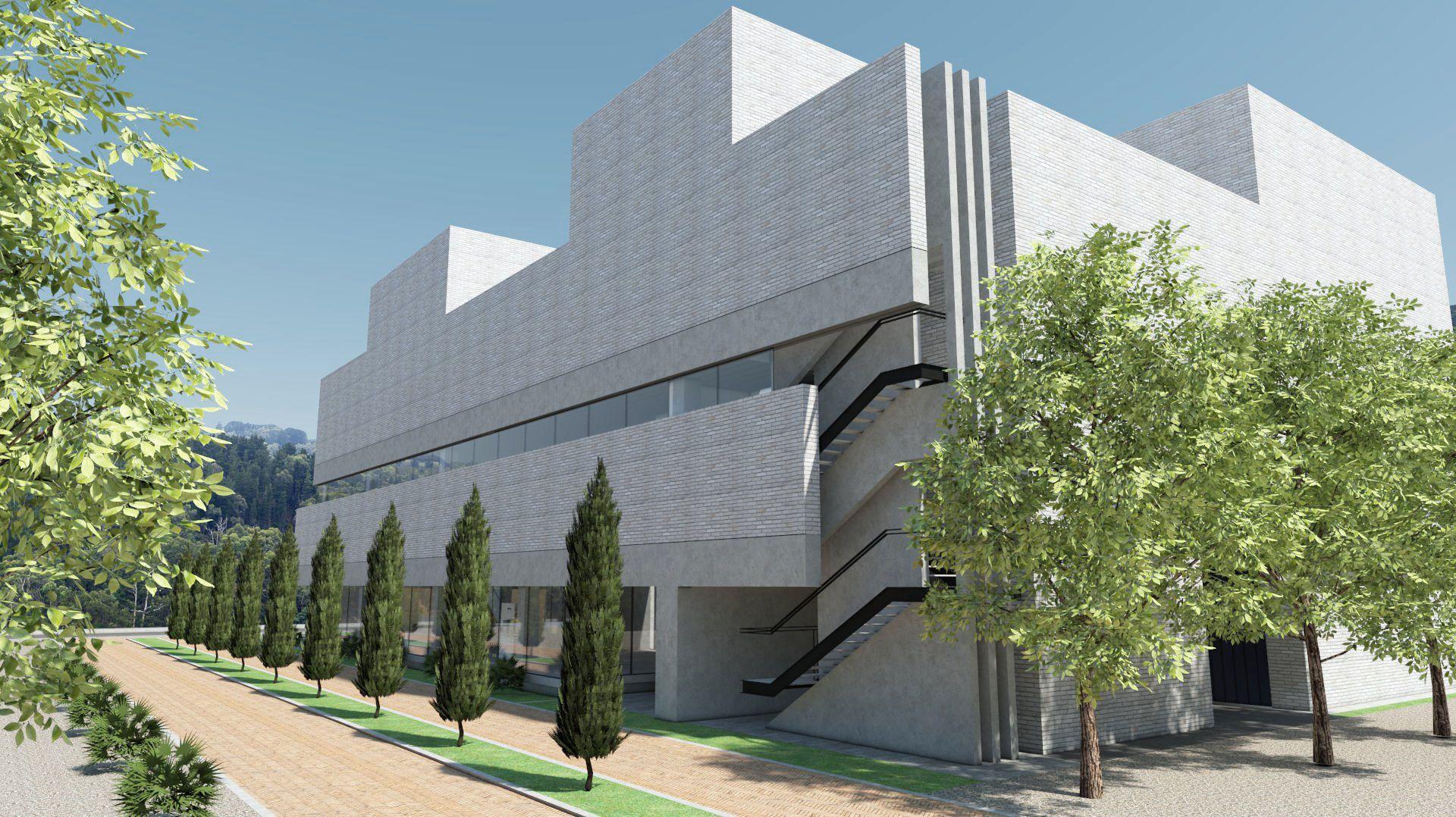 광명역 사옥 계획설계