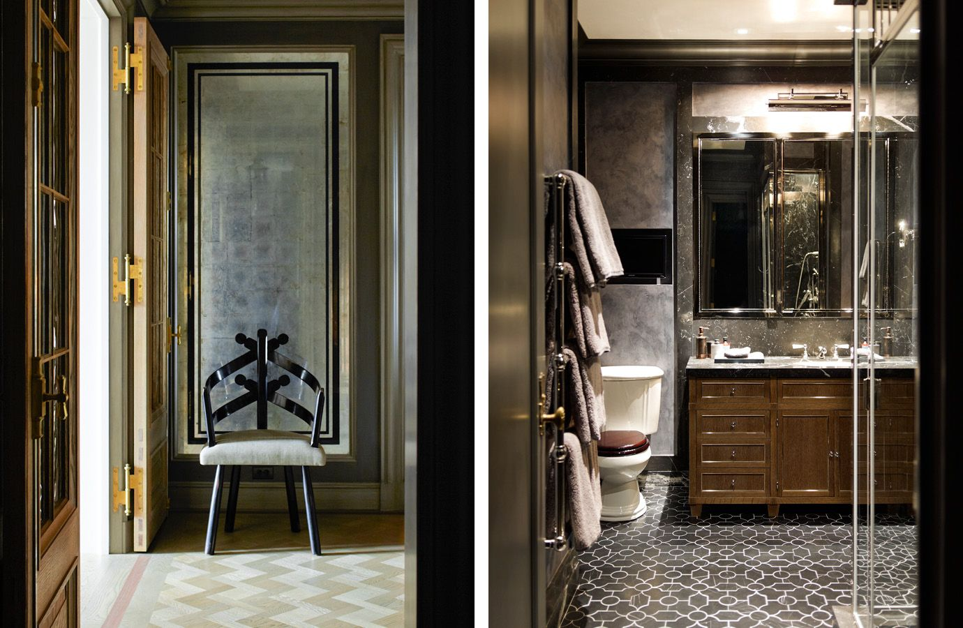 geometric floor tiles | bathing | pinterest | plaza hotel, natural