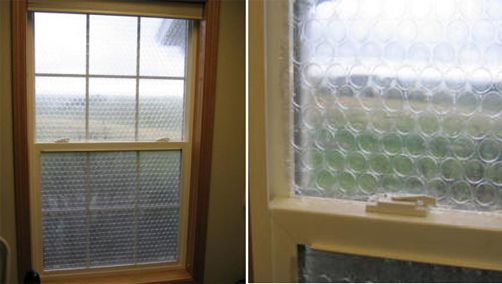How To Insulate With Bubble Wrap For The Home Bubble