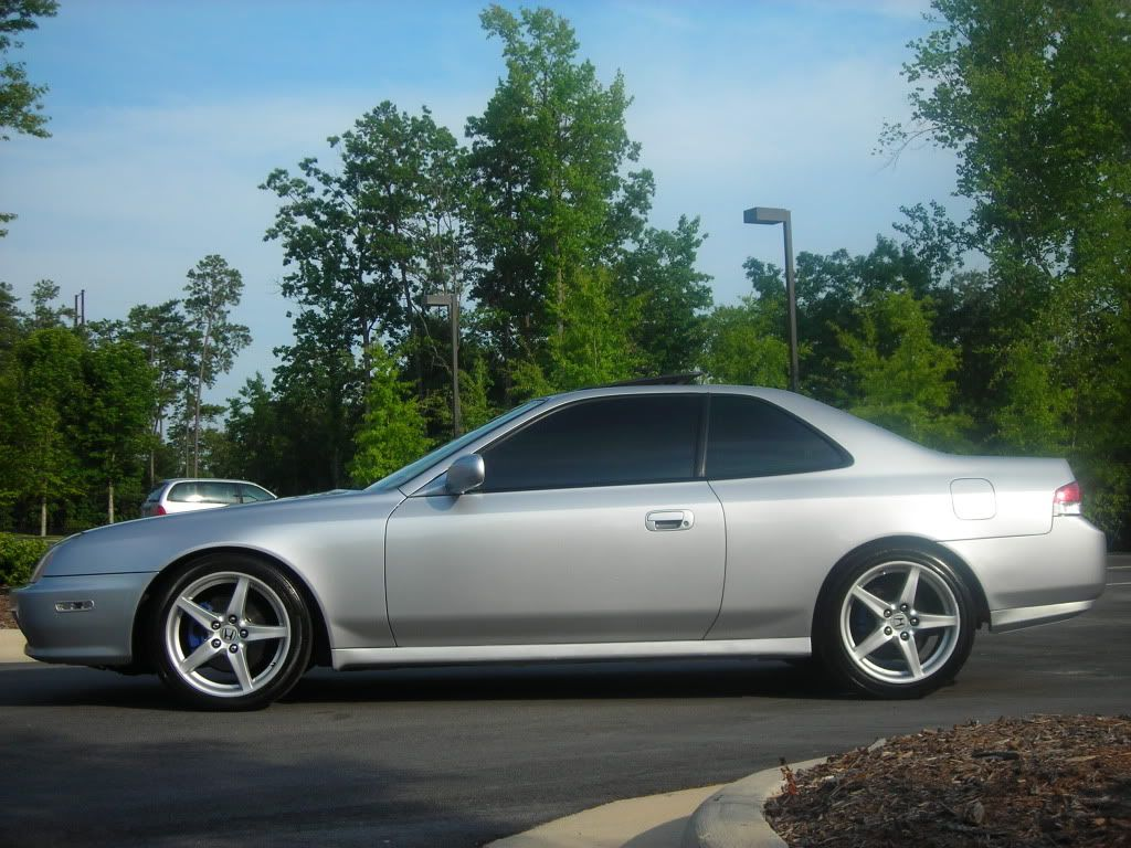 Looking For Rsx Type S Rims Honda Prelude Forum In 1999 Engine