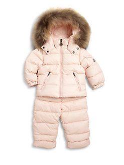 Moncler jacket infant