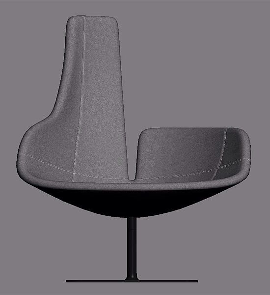 Moroso Fjord Fauteuil.Fjord Relax Chair Armchair Sessel Fauteuil Design