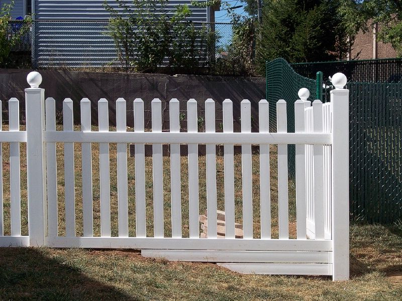 Capital Fence Gallery Picket Fences Fences