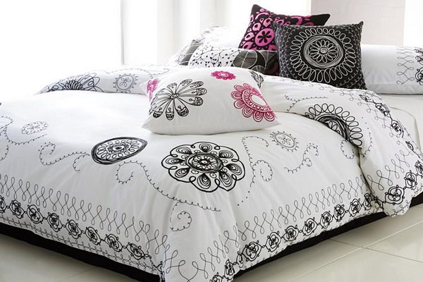 Bed Sheet Designs Hand Embroidery Trk Designer M Bed Covers