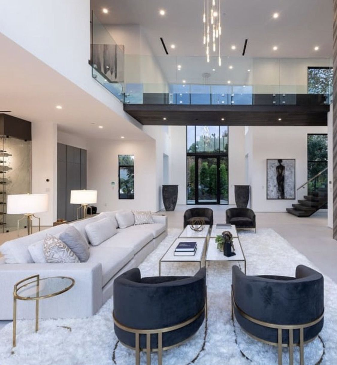 Business Marriage Sample Dream House Interior Luxury Living Room Design Luxury Living Room House designs living room