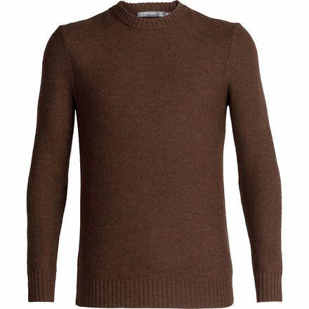 Photo of Icebreaker Waypoint Crew Sweater – Men's