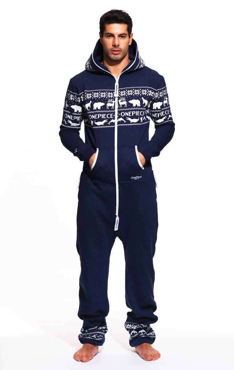 Snowball Midnight Blue Mens Onesie Mens Onesie Pajamas Jumpsuit Men [ 1200 x 760 Pixel ]