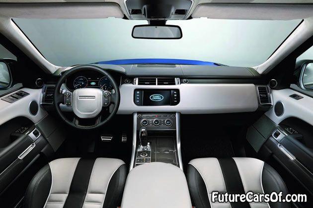 2015 Land Rover Range Rover Sport Svr Review New Range Rover Sport Range Rover Interior Range Rover