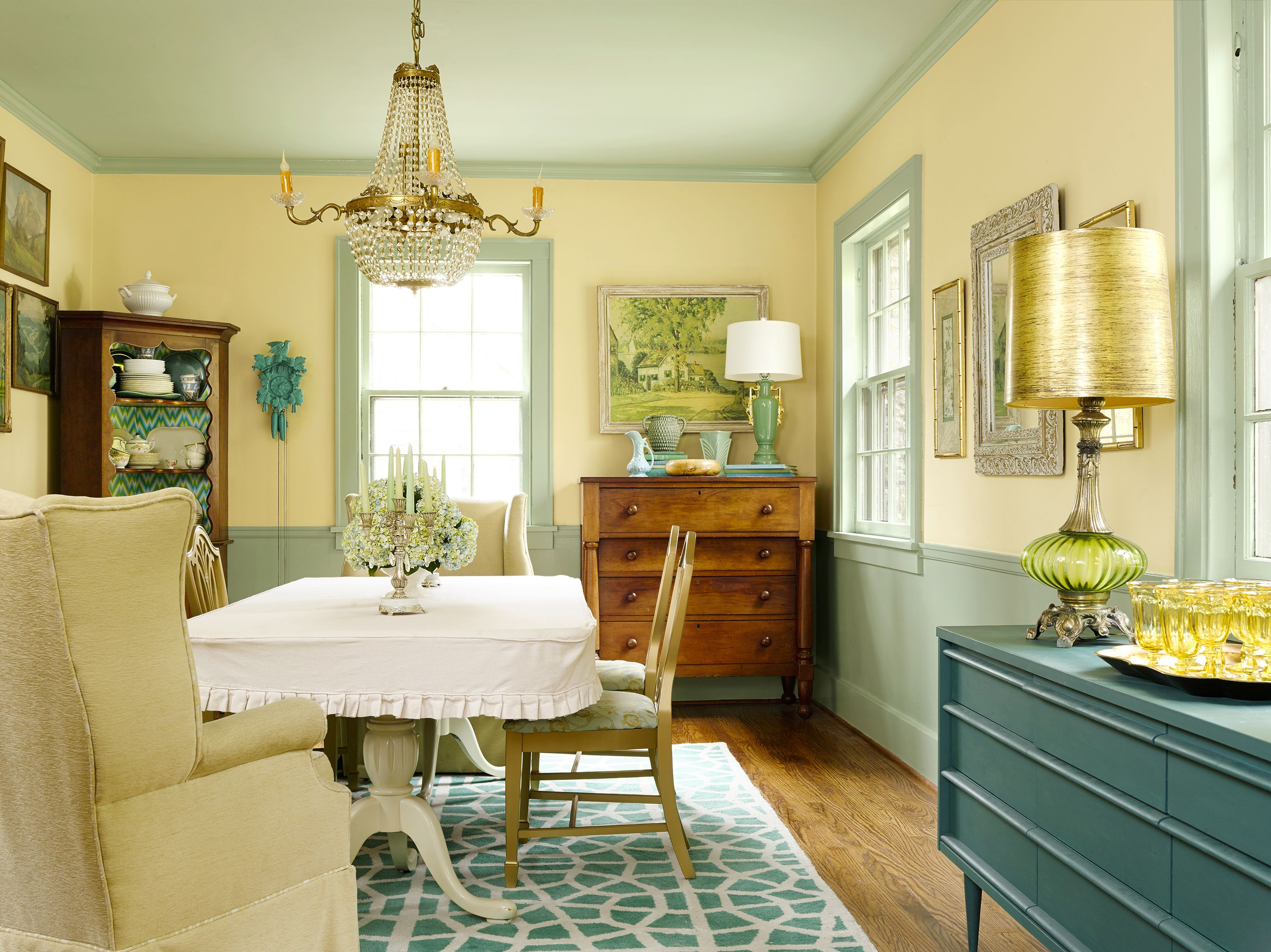 true colors for an interior designer s 1930s house for on interior house paint colors id=36821