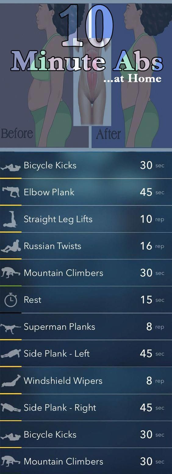 10 Min ABS Workout – at Home #absworkoutgymmachinevideosworkouts #sideabworkouts