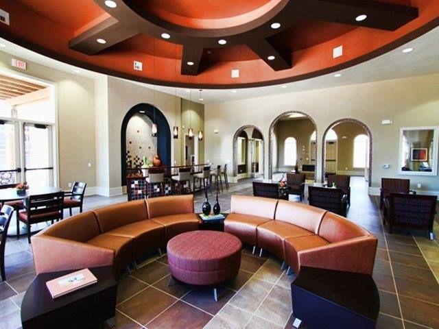 The Sandstone Clubhouse In El Paso Tx Design Firms Interior