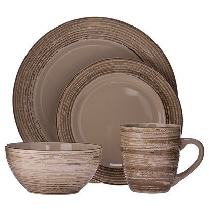 Dinnerware Set.Opens in a new window  sc 1 st  Pinterest & Birch 16-pc. Dinnerware Set.Opens in a new window | For the Home ...